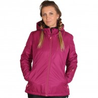 4F Britt skijakke, dame, pink