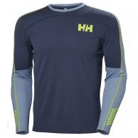 Helly Hansen Lifa Active Crew, herre, blå