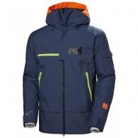 Helly Hansen Garibaldi skijakke, herre, mørkeblå