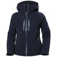 Helly Hansen Alphelia Lifaloft skijakke, dame, mørkeblå