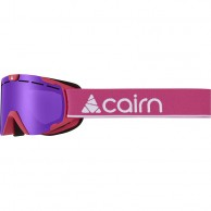 Cairn Scoop, skibriller, junior, mat pink