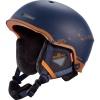 Cairn Centaure Rescue, skihjelm, mørkeblå cognac
