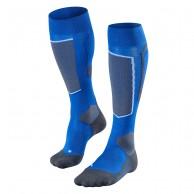 Falke SK4 Wool skistrømper, herre, blå