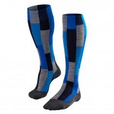 Falke SK4 Brick skistrømper, herre, blå