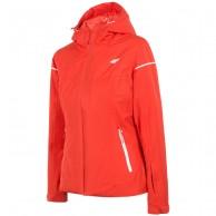 4F Sophia, skijakke, dame, rød