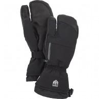 Hestra Hestra CZone Pointer 3-finger skihandsker, sort