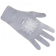 Kama Astrid, handsker, dame, lysegrå