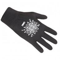 Kama Astrid, handsker, dame, mørkegrå