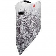 Airhole Facemask 2 Layer, snow ghosts