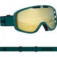 Salomon Aksium, skibriller, grøn