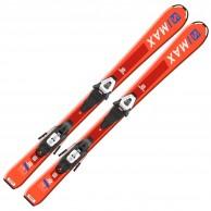 Salomon S/MAX Jr S + C5 GW, orange