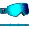 Salomon Sense, skibriller, blå