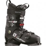 Salomon X Access 100, skistøvler, sort
