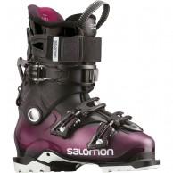 Salomon QST Access 80 W, skistøvler, dame, sort/lilla