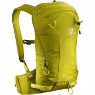 Salomon QST 12, rygsæk, gul