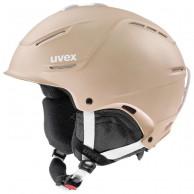 Uvex p1us 2.0 skihjelm, beige