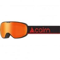 Cairn Magnetik, skibriller, junior, mat sort orange