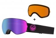 Dragon X2s, Split, Lumalens Purple Ion