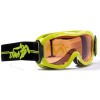 Demon Magic skibriller, junior, lime