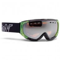 Demon Matrix Polarized skibriller, sort/grøn