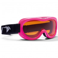 Demon Snow 6 skibriller, junior, fucsia