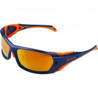 Cairn Racing solbriller, blå/orange