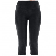 Falke 3/4 Tights Wool-Tech, dame, sort