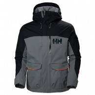 Helly Hansen Fernie 2.0 Jacket, herre, grå/sort