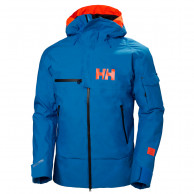 Helly Hansen Garibaldi skijakke, herre, blå