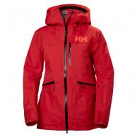 Helly Hansen W Kvitegga Shell Jacket, dame, rød
