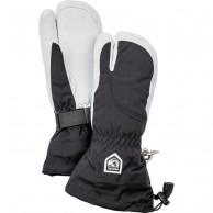 Hestra Heli Ski, 3-finger skihandsker, dame, sort
