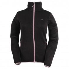 2117 of Sweden Tobo fleece jakke, damer, sort