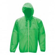 2117 of Sweden Viared, regnjakke mænd, grøn