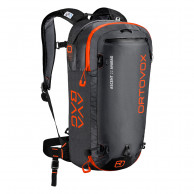 Ortovox Ascent 22 AVABAG, sort