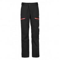 Ortovox Merino Hardshell 3L Alagna pants W, sort
