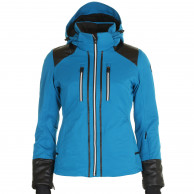 DIEL Farida, skijakke, dame, blå