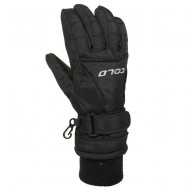 Cold Force Glove, skihandsker, junior, sort