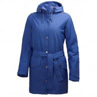 Helly Hansen W Lyness Insulated Coat, blå