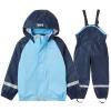Helly Hansen Bergen PU, regnsæt,  børn, mørkeblå