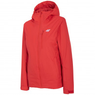 4F Hannah, skijakke, dame, rød