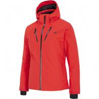4F Milas, skijakke, herre, rød