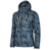 4F Casper, skijakke, herre, blå camo