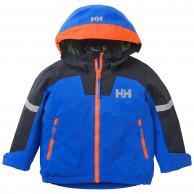 Helly Hansen Legend ins skijakke, børn, blå
