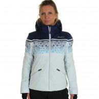 DIEL Sun Valley. skijakke, dame, Swan/Blue