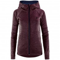 Outhorn Betty hoodie, dame, burgundy