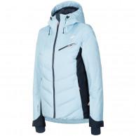 4F Olivia, skijakke, dame, blå