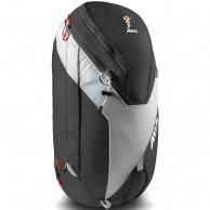 ABS Vario 24 Zip On, taske til lavinerygsæk, sort/grå