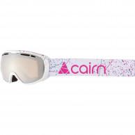 Cairn Buddy, skibriller, børn, mat hvid