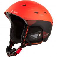 Cairn Shuffle, skihjelm, orange