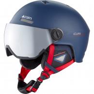 Cairn Eclipse Rescue, skihjelm med Visir, blå